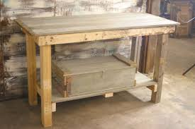 Build Your Own Work Bench Wood Working