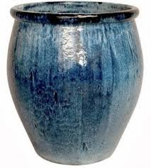 Outdoor Large Vases And Urns Large Ceramic Outdoor Planters Foter