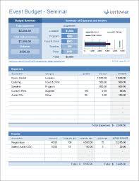 event budget template xls budget template free