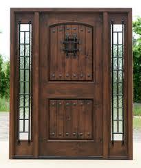 Modern Exterior Front Doors Front Doors Ideas Wood Front Doors With Glass 121 Wood Front