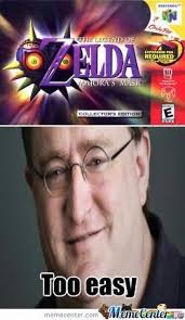 Gabe Newell Memes - gaben 2 you gaben s problem with the number 3 pinterest