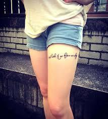 Thigh Tattoos For - thigh tattoos mob