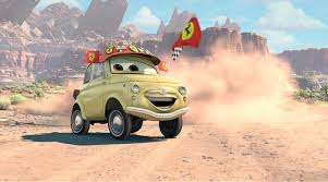 cars sally human guido characters disney cars