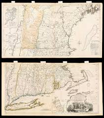 Map Of New England Colonies by Iv U0027new England U0027 Defined Osher Map Library