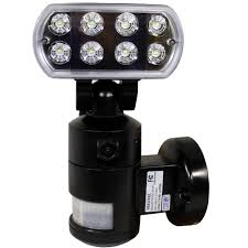 versonel nightwatcher pro pir led light u0026 wifi camera black the