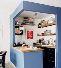 27 space saving design ideas for small kitchens open plan spaces