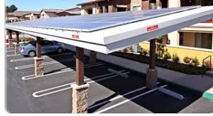 Car Port Construction Residential Solar Carport System Discount