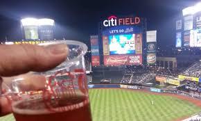 Citi Field Map Citi Field Beer List U2013 Optimistic Mets Fan