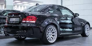 bmw 1m black bmw 1m coupe 2011 gve luxury vehicles
