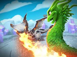 gameloft dragon mania legends