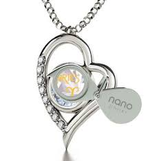 necklaces for mothers best gift for fascinate with aries nano jewelry today