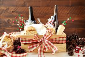 dessert baskets christmas cookie gift baskets ideas genius kitchen
