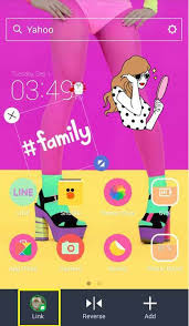 design your own home screen make your phone your own home screen customization app line