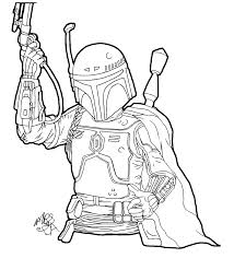 boba fett color me for tommygk by mrowgi on deviantart