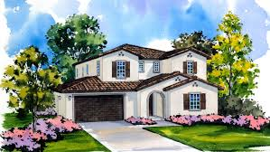 New House Plans Toscano At Terracina New Homes In Temecula Ca 92592