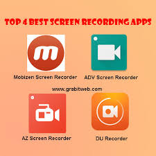 best recording app for android top 4 best july 2017 screen recording apps for android top