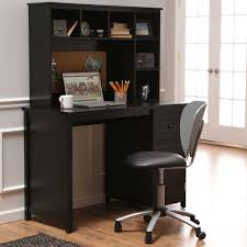 Black Computer Desk With Hutch by Black Roll Top Computer Desk Wood 19 Amazing Black Computer Desk