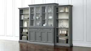 Oak Bookcases With Glass Doors Bookcases Glass Doors Oak Bookcases With Glass Doors Antique