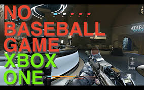 why is there no good baseball game for the xbox one youtube