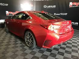 lexus rc 350 f sport price canada pre owned 2017 lexus rc 350 demo unit f sport series 2 2 door