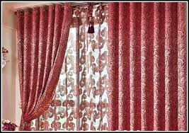 Nice Living Room Curtains Sweet Red Living Room Curtains Living Room Red Curtains Red And