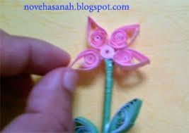 cara membuat bunga dari lipatan kertas cara membuat bunga dari kertas bekas