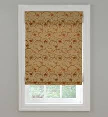 Flat Roman Shades - bali fabric roman shade bazaar is a printed fabric