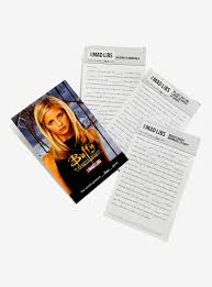 buffy the vampire slayer mad libs book boxlunch