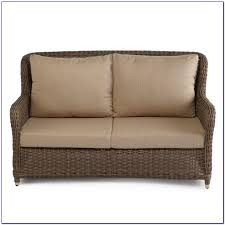 Patio Loveseat Cushion Patio Loveseat Heritage Cast Aluminum Patio Loveseat By Lakeview