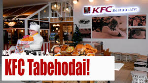 Kfc With Buffet by Kfc Tabehodai All You Can Eat In Expocity Suita Osaka Youtube