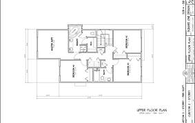 Floor Plan Two Storey by Two Storey 1985 Sq Ft 4 Bedroom Shergill Homes