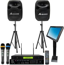 rent a karaoke machine karaoke sound system rental