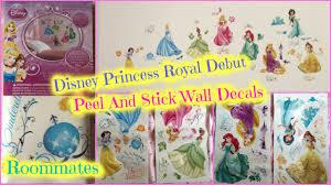 disney princess wall decal disney princess wall decal