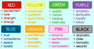 psychological effects of color psychology how different colors are influencing you