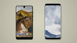 who created android essential phone vs samsung galaxy s8 and s8