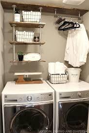 impressive laundry shelving ideas best 20 laundry shelves ideas on