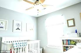 fans for baby nursery baby room ceiling fan nursery shallow fans flush mount with remote
