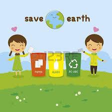 imagenes animadas sobre el reciclaje reciclaje dibujos animados salvar la tierra muchacho reciclaje y