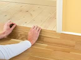 How To Put Laminate Flooring Down How To Install Click Lock Laminate Flooring How Tos Diy