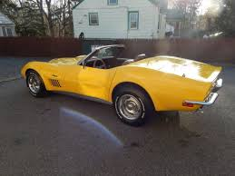 1972 corvette lt1 1972 chevrolet corvette lt1 convertible for sale in westwood