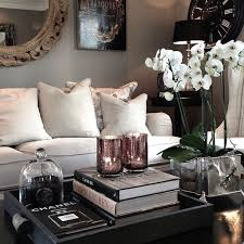 coffee table decorations how to decorate living room table meliving 1c0e80cd30d3