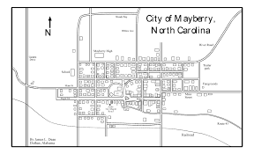 Barber Shop Floor Plan Why Andy And Mayberry Live On In Cultural Memory Unc Charlotte