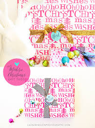 free modern christmas gift tags diy holiday printables