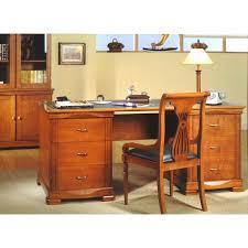 bureau merisier bureau merisier cherry meubles elmo