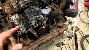 car engine service vw golf cart engine service youtube
