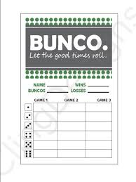 18 best fun u0026 games images on pinterest bunco ideas scores and