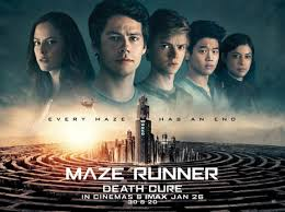 Maze Runner 3 Empire Cinemas Synopsis Maze Runner The Cure