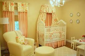 9 beautiful baby nursery ideas with canopy for inspirations