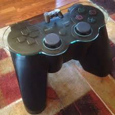 coffee table game console playstation controller coffee table shut up and take my money