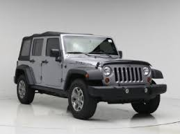 how much are jeep rubicons used jeep wrangler unlimited rubicon for sale carmax
